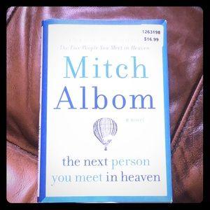 Other - Mitch Albom book